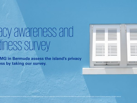 "PrivCom working with KPMG Bermuda for ""Privacy Readiness Survey"""