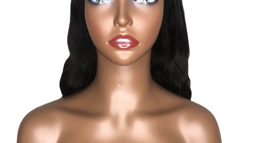 "*HF* 18"" Bodywave Headband Wig"