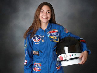 Meet Alyssa Carson – The World's Youngest Astronaut-In-Training