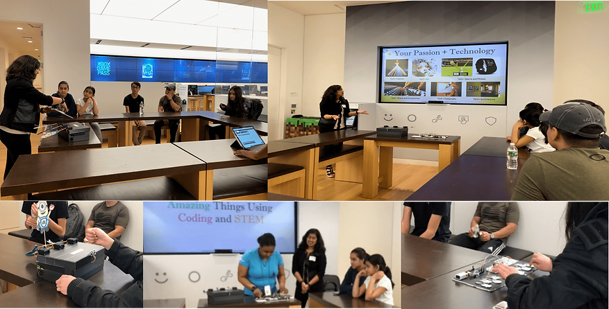 Likeable STEM | USA | In The News | Technology | Computing Courses | Interactive Workshop | Coding | Microsoft |