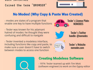 Copy and Paste: How Larry Tesler Enhanced Today's Technology