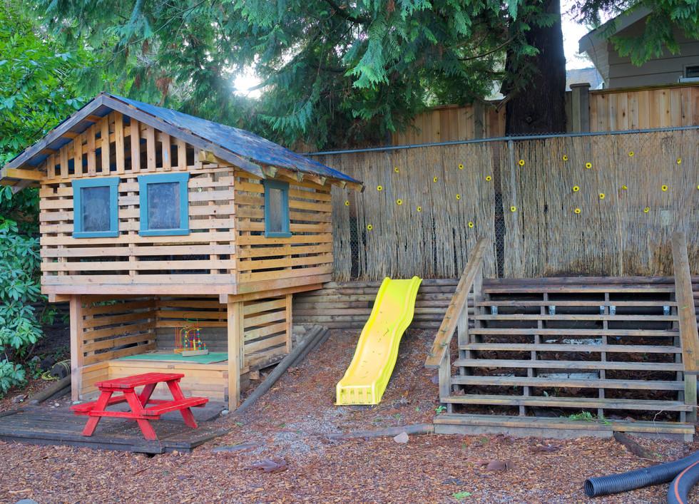 The Garden Treehouse