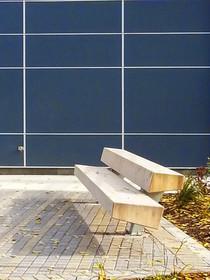 beautiful bench design!