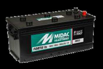 BATTERIE MIDAC FORTIS HD 150BS 12V 150Ah  900A