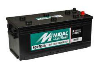BATTERIE MIDAC FORTIS HD 200B 12V 200Ah  1100A