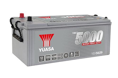 YBX5629 SHD 12V 185Ah  1200A