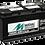 Thumbnail: BATTERIE MIDAC IT6 AGM L6 START&STOP 12V 105Ah  950A