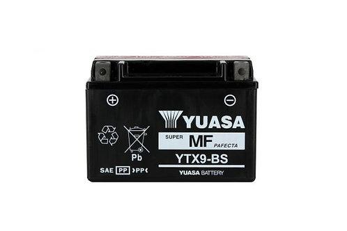 BATTERIE YUASA YTX9-BS 12V 8Ah 110A