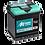 Thumbnail: BATTERIE MIDAC HERMETICUM H44 L0 12V 44Ah  420A