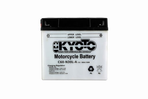 BATTERIE KYOTO Y60-N30L-A 12V 30Ah 300A