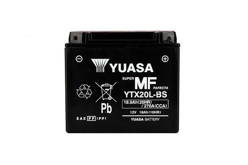 BATTERIE YUASA YTX20L-BS 12V 18Ah 270A