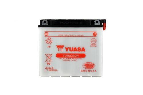 BATTERIE YUASA YB16L-B 12V 19Ah 240A