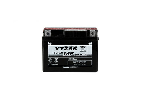 BATTERIE YUASA YTZ5S-BS 12V 3Ah 55A
