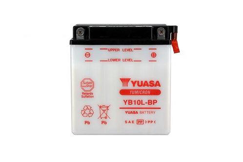 BATTERIE YUASA YB10L-BP 12V 11Ah 160A