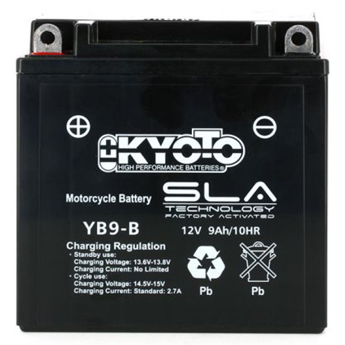 BATTERIE KYOTO YB9-B SLA 12V 10Ah 170A