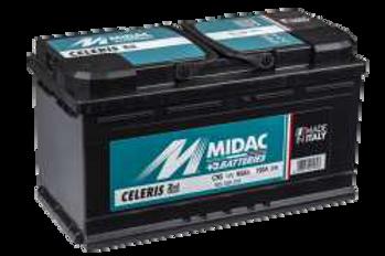 BATTERIE MIDAC CELERIS CL100 L5 12V 100Ah  810A