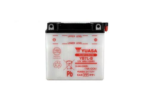 BATTERIE YUASA YB7L-B 12V 8Ah 90A