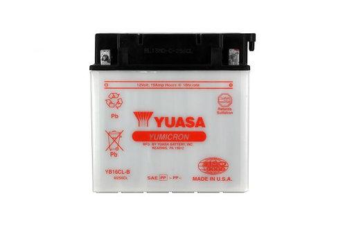BATTERIE YUASA YB16CL-B 12V 19Ah 240A