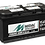 Thumbnail: BATTERIE MIDAC IT5 AGM L5 START&STOP 12V 95Ah  850A