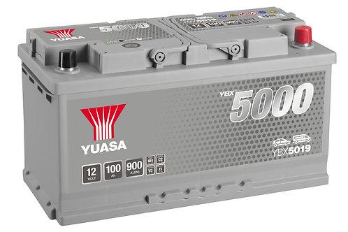YBX5019 L5 12V 100Ah  900A