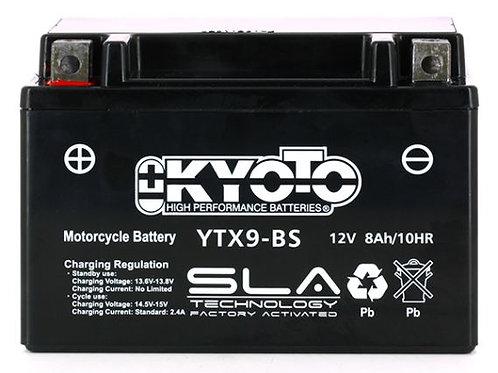 BATTERIE KYOTO YTX9-BS SLA 12V 9Ah 170A
