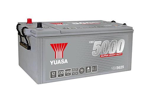 YBX5625 SHD 12V 230Ah  1350A
