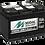 Thumbnail: BATTERIE MIDAC IT3 AGM L3 START&STOP 12V 70Ah  760A