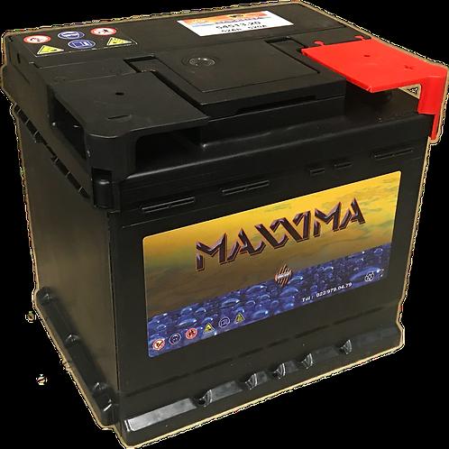 BATTERIE VINCENT - MAXXIMA CLASSIC 12V 47Ah  450A