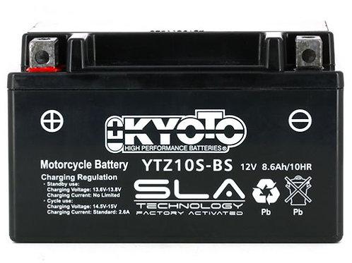 BATTERIE KYOTO YTZ10S-BS SLA 12V 8.6Ah 100A