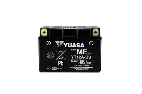 BATTERIE YUASA YT12A-BS 12V 10Ah 140A