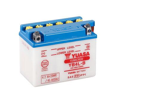 YB4L-B (CP) SECOURS 12V 4.2Ah  45A
