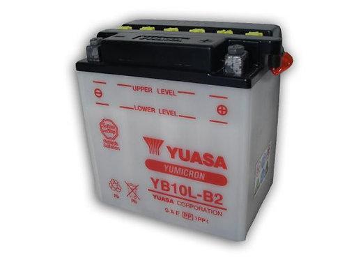 BATTERIE YUASA YB10L-B2 12V 11Ah 160A