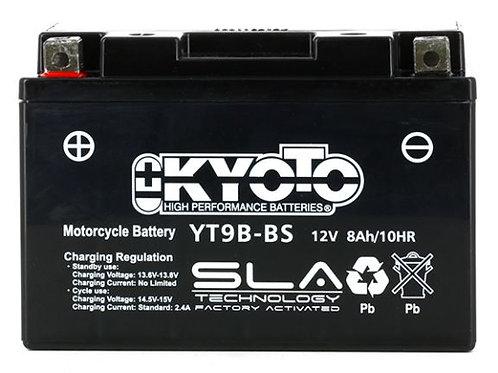 BATTERIE KYOTO YT9B-BS SLA 12V 8Ah 170A