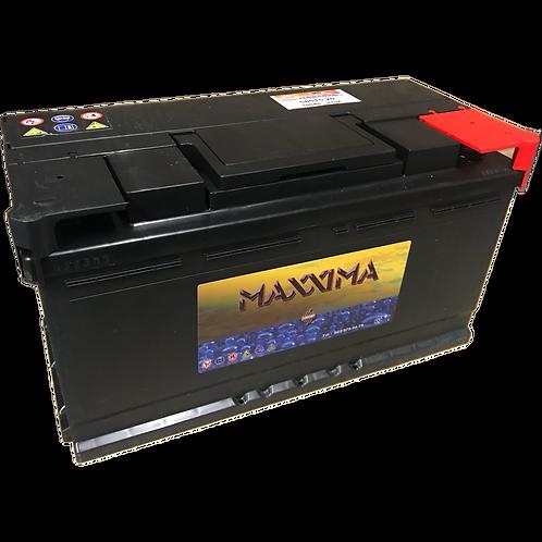 BATTERIE VINCENT - MAXXIMA CLASSIC 12V 100Ah  810A