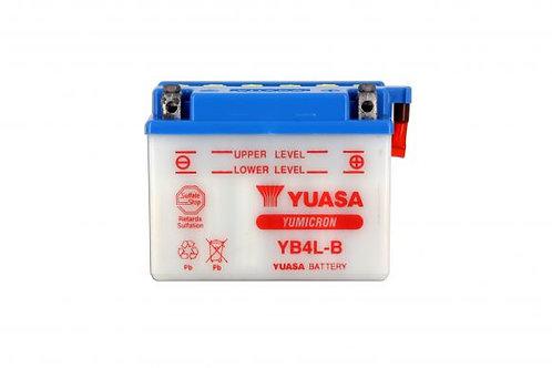 BATTERIE YUASA YB4L-B 12V 4Ah 50A