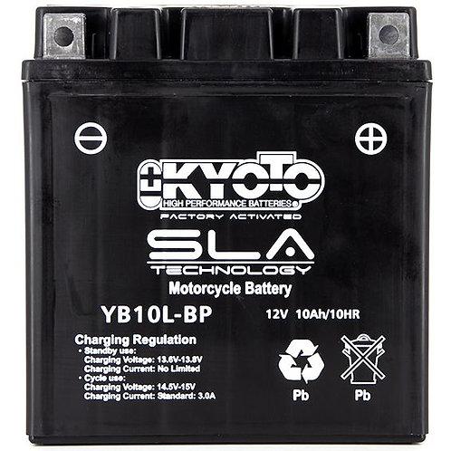 BATTERIE KYOTO YB10L-BP SLA 12V 11Ah 160A