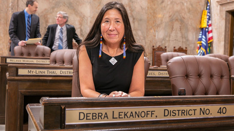 Washington State Representative Debra Lekanoff