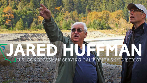 Representative Jared Huffman