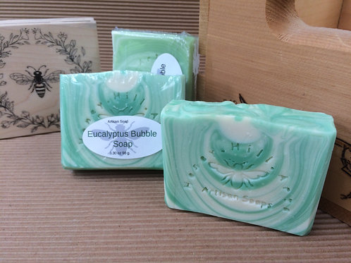 Eucalyptus Bubble Soap