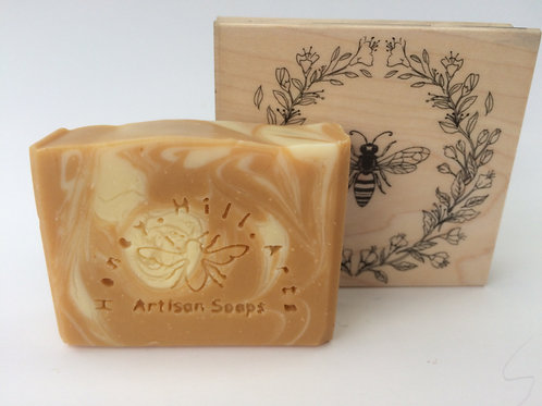"Brazilian Yellow Clay ""Morning Shine"" Soap"