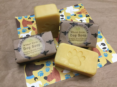Dog Soap Wheat Germ