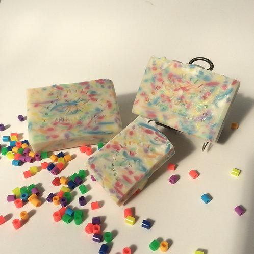Confetti Unscented Soap