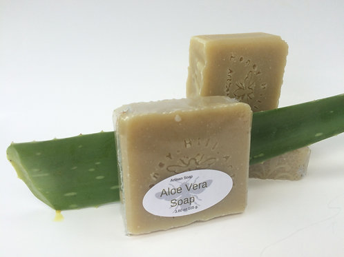 Aloe Vera - Alfalfa Soap