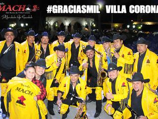 #GraciasMil Villa Corona
