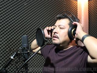 Terminando detalles de grabación - CD BandaMach