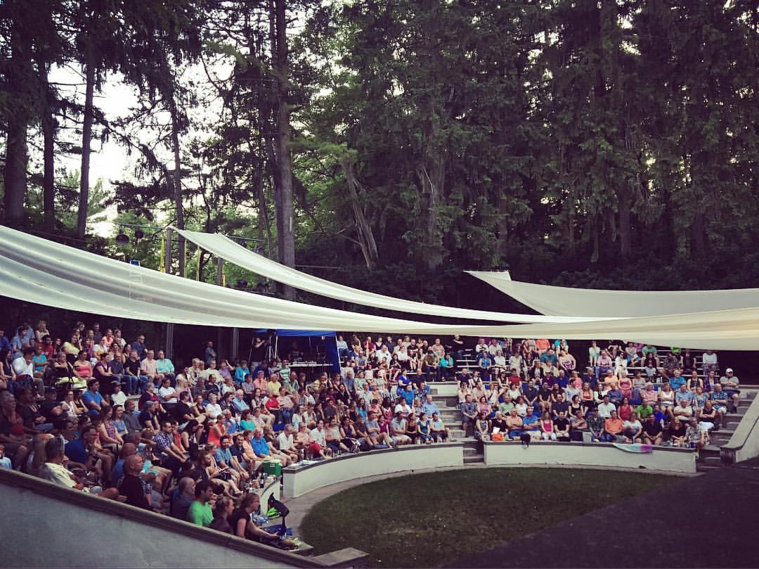 Audience for MidSummer Nights' Dream