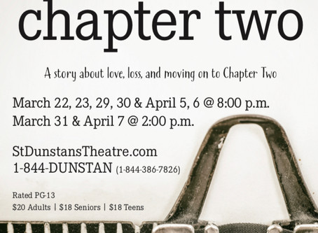 Cast Announcement: Chapter Two