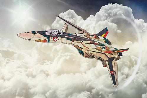 YF-19 Macross Plus
