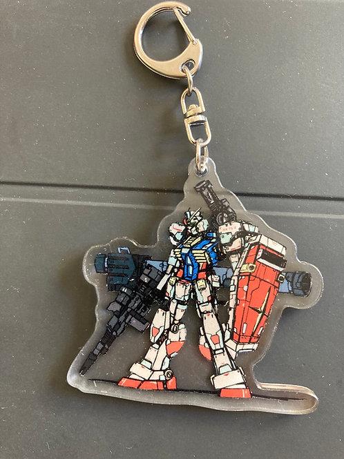RX-78-2 Gundam [Origin] acrylic keychain