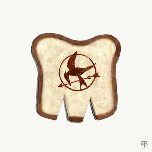 M- Mockingjay by Suzanne Collins